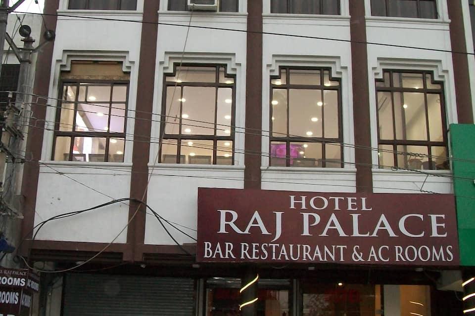 Hotel Raj Palace, Jahalwar Road, Hotel Raj Palace