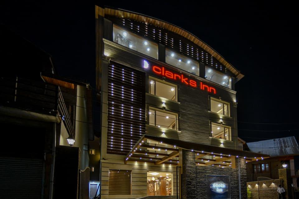 Clarks INN Srinagar, Jawahar nagar, Clarks INN Srinagar