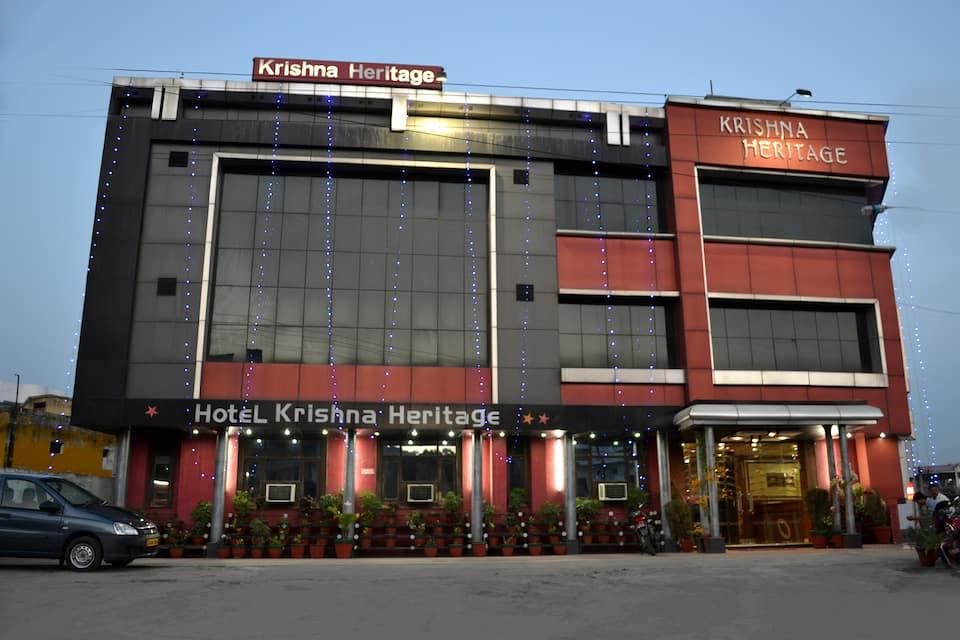 Hotel Krishna Heritage, Bhupatwala, Hotel Krishna Heritage