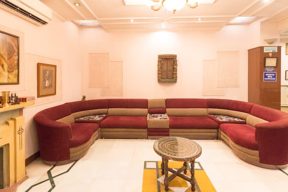 Hotel Natraj, M I Road, Treebo Trend Natraj Jaipur