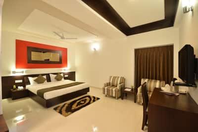 Hotel The Sentosa, Yagnik Road, Hotel The Sentosa