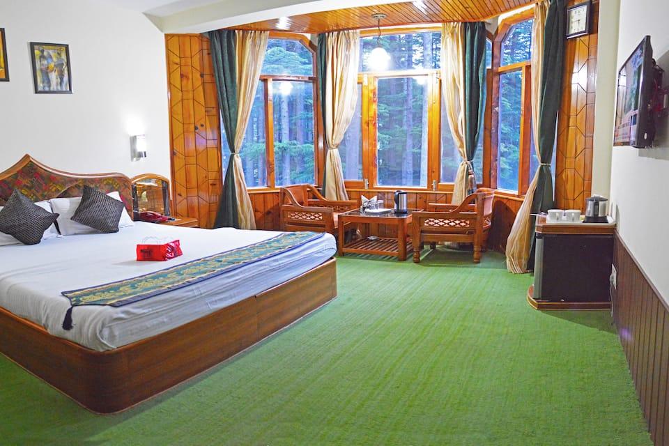 Hotel Mountain Top, Hadimba Road, Hotel Mountain Top