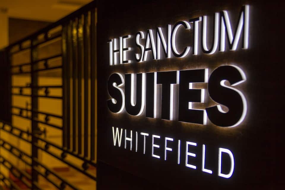 The Sanctum Suites, Dollars Colony, The Sanctum Suites BEL Road