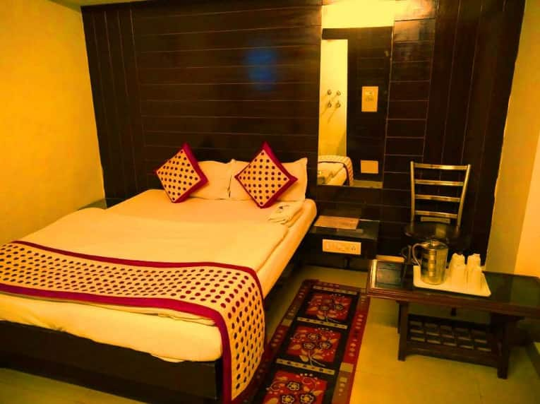 Semi Deluxe Double Room Only