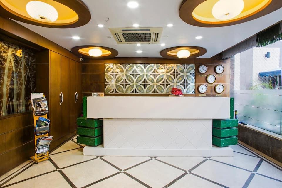 Hotel Emerald, Dharmatala, Hotel Emerald