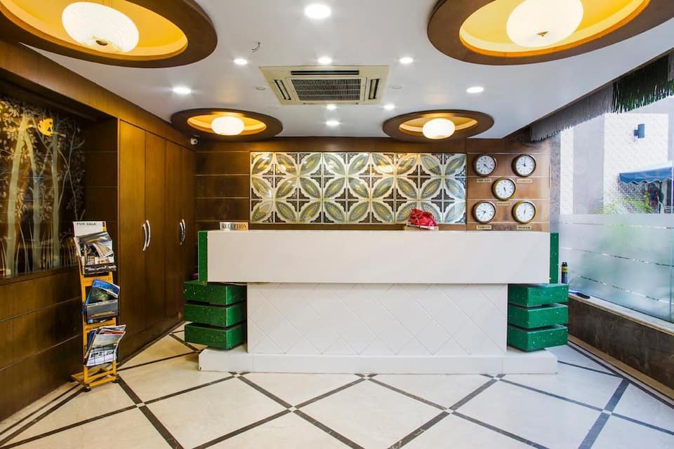 Hotel Emerald, Kyd Street, Hotel Emerald