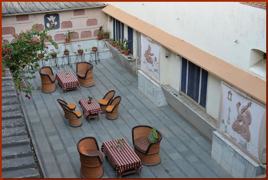 Haveli Heritage Inn, Kutchery Road, Haveli Heritage Inn