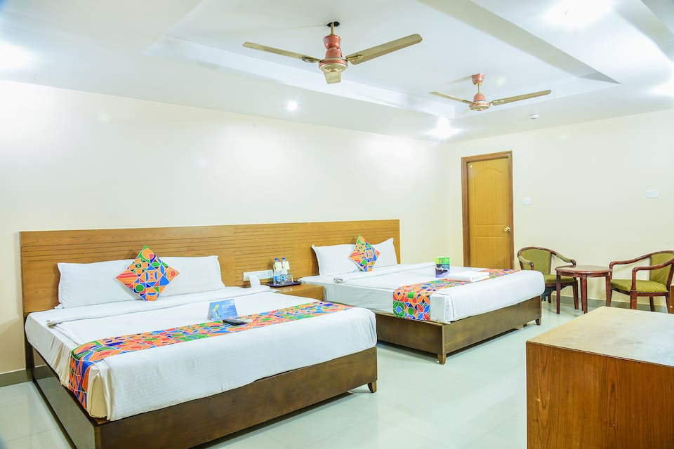 Hotel Deccan Heritage, Abids, FabHotelDeccanHeritageAbids