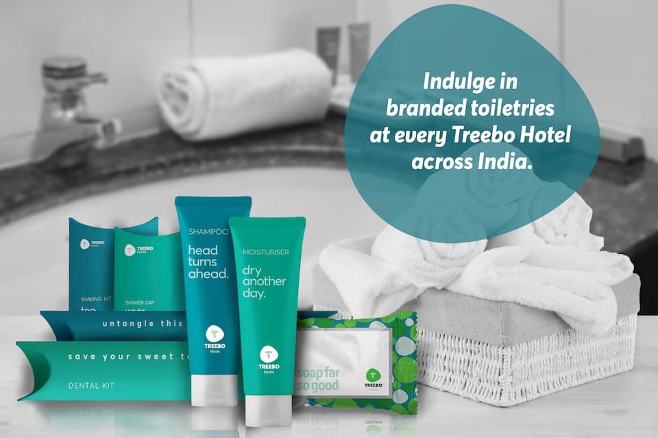 Treebo Trend Brahma Regency, Akurdi, Treebo Trend Brahma Regency