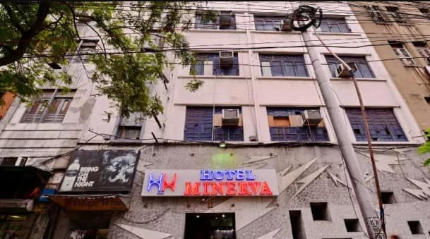 Hotel Minerva, Chandni Chowk, Hotel Minerva