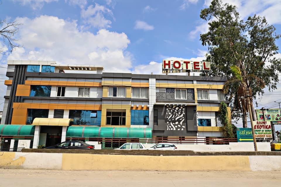 Resort Exocita, none, Resort Exotika