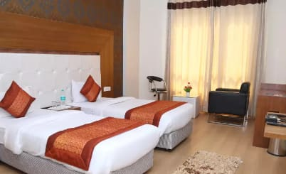 Qcent Gurgaon by Pacific Inn, Sector 15, Qcent Gurgaon by Pacific Inn