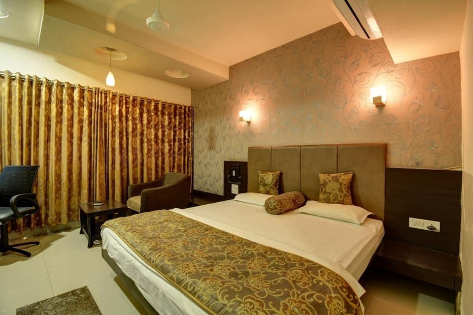 Hotel Savshanti Towers, Alkapuri, Hotel Savshanti Towers