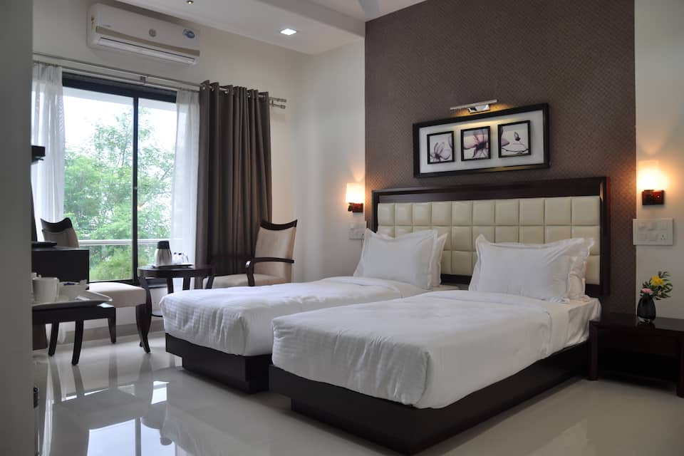 Super Deluxe Double Room - Room Only