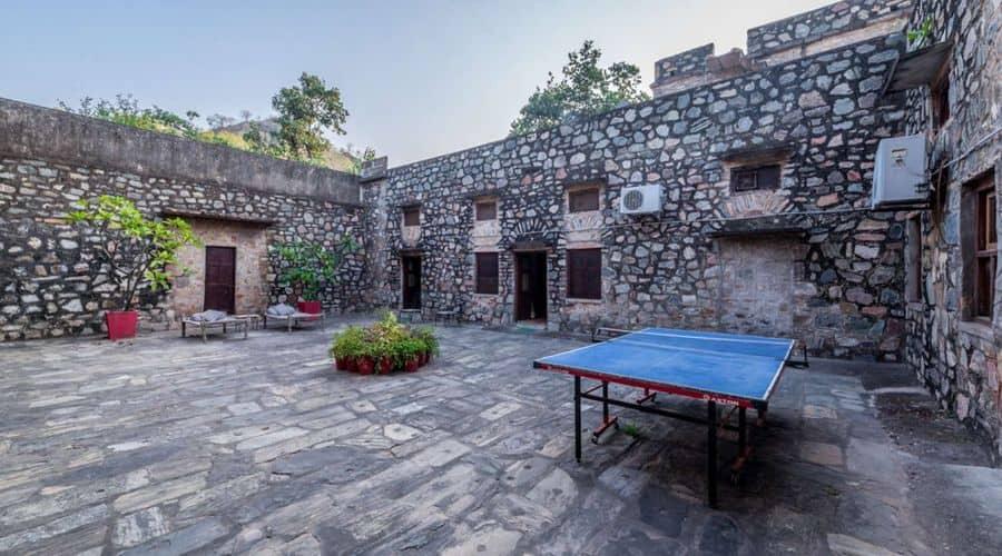 V Resorts Jungle Lodge Ghanerao, Sadri, Jungle Lodge Ghanerao