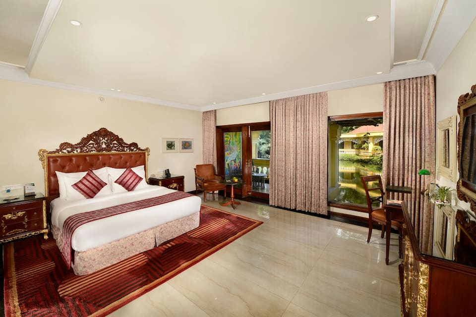Executive Double Room Only (Lagoon Facing)