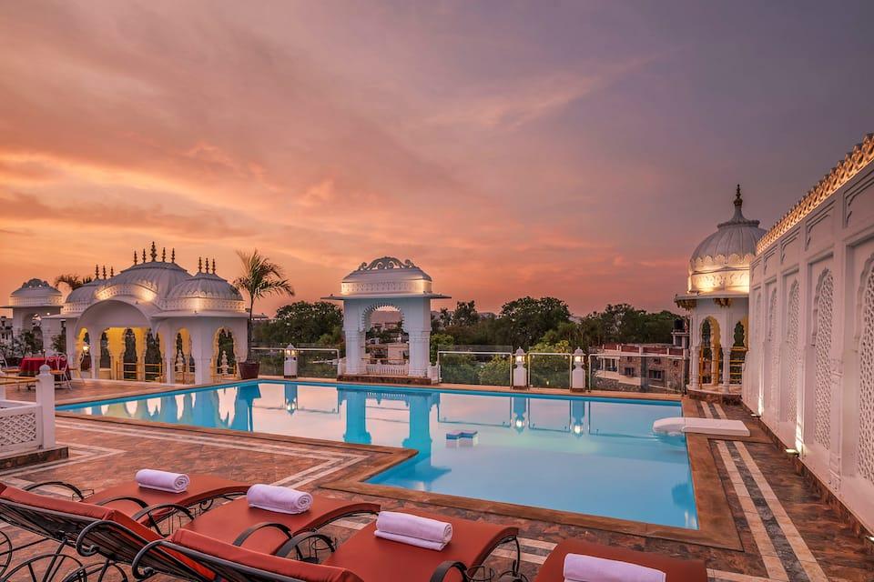 Rajasthan Palace Hotel, Moti Doongri Road, Rajasthan Palace Hotel