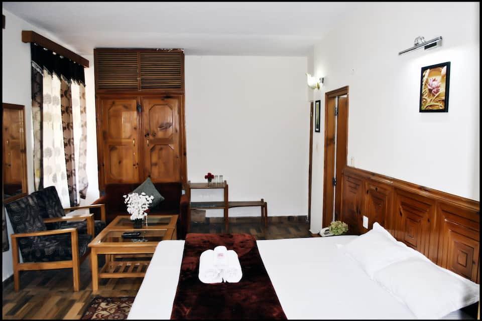 Hotel Chandertal, Aleo, Hotel Chandertal