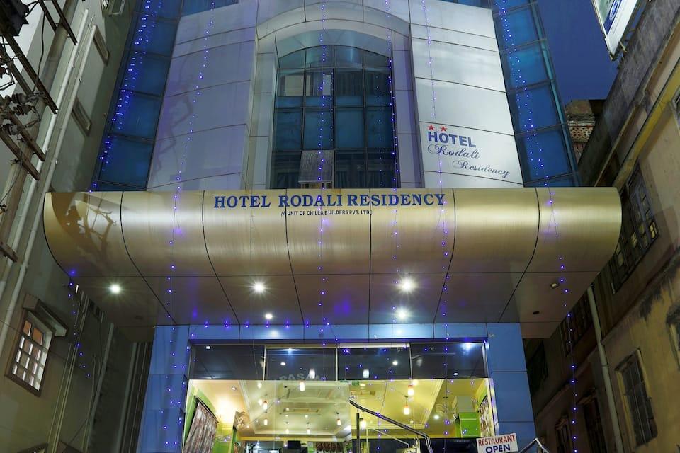 Hotel Rodali Residency, Paltan Bazar, Hotel Rodali Residency