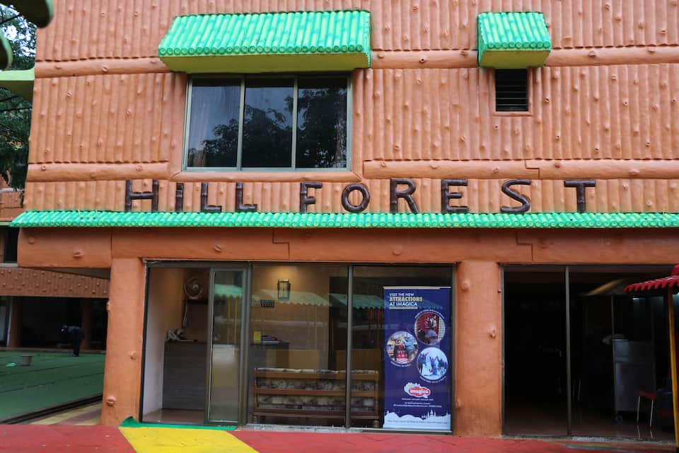 Hill Forest Resort, Tungarli, Hill Forest Resort