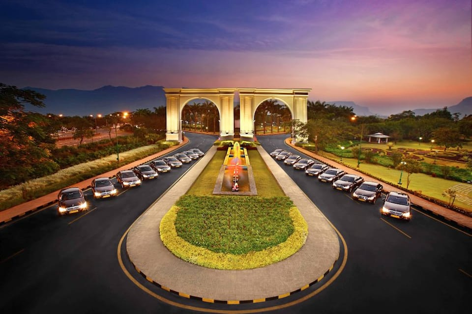 Aamby Valley City, Aamby valley, Aamby Valley City