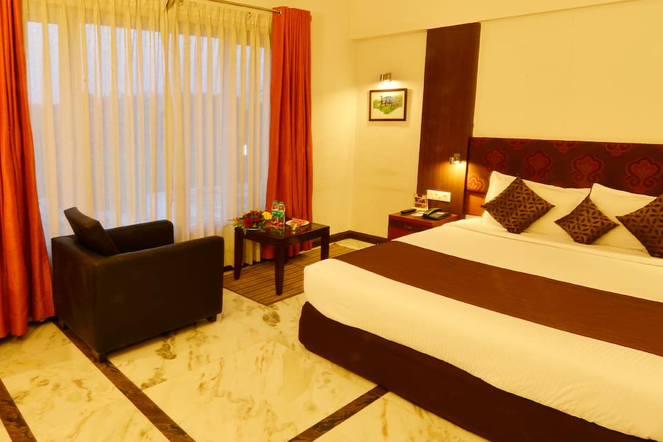 Amantra Comfort Double Room Only