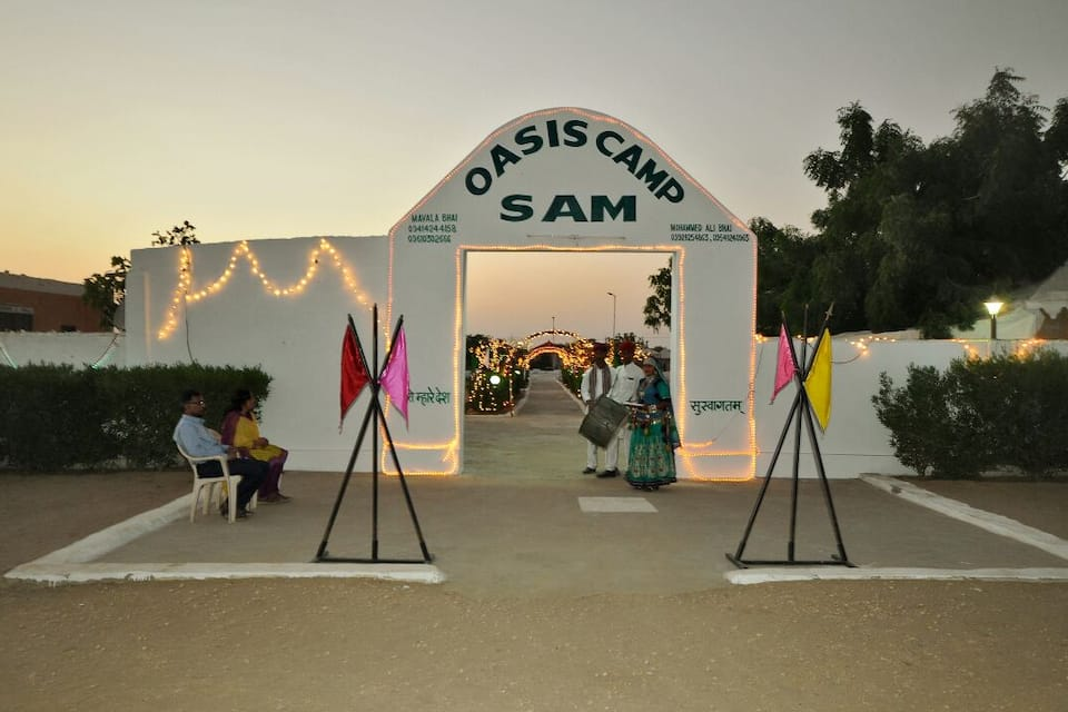 Oasis Camp Sam, none, Oasis Camp Sam