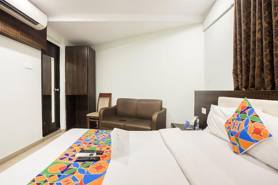 Hotel Railway Inn, Thane, FabHotelRailwayInnThaneWest