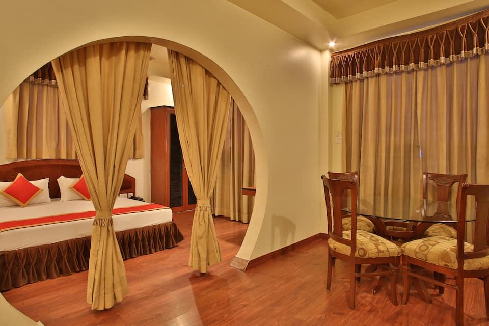 Hotel The Grand Chandiram, Jahalwar Road, Hotel The Grand Chandiram