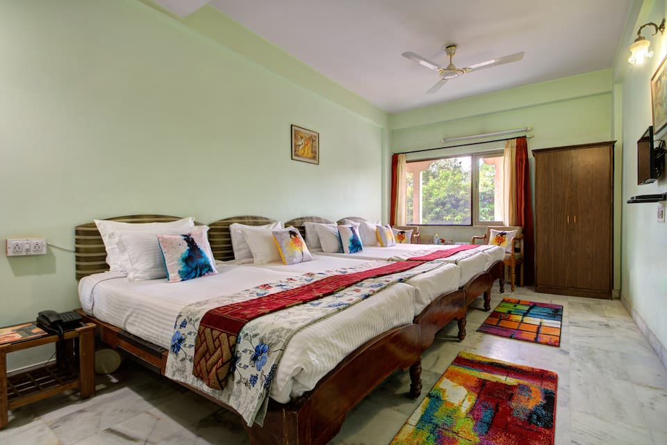 Quad Four Bedded Room Only