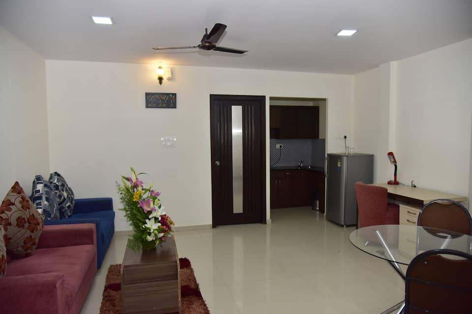 Sanctum Suites, Koramangala, 4 Seasons Suites