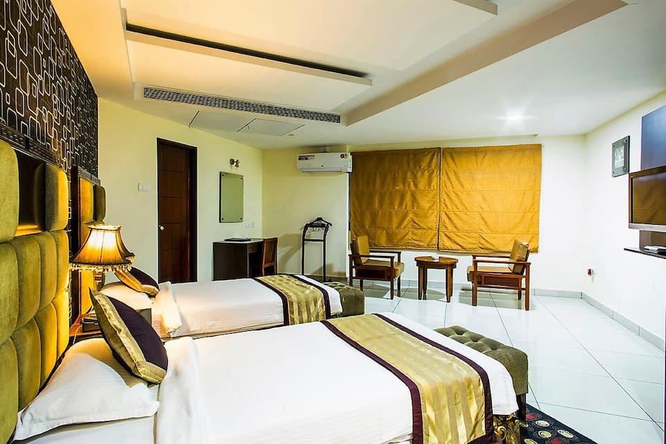 Grandeur Executive Single Room With Breakfast