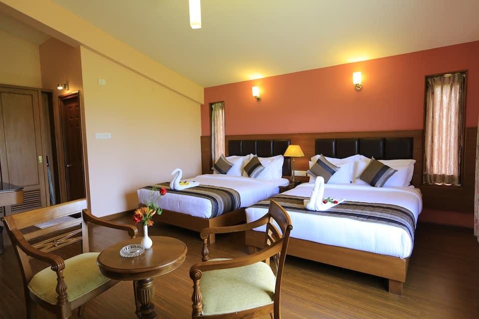 Premium Honeymoon Suite+Breakfast