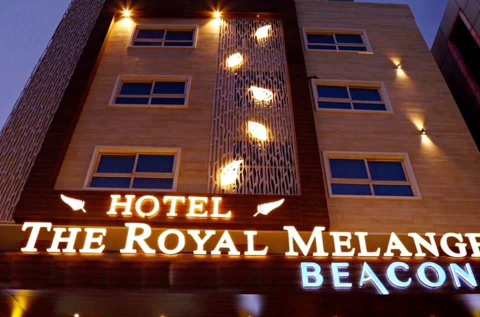 The Royal Melange Hotel, Jaipur Road, The Royal Melange Hotel
