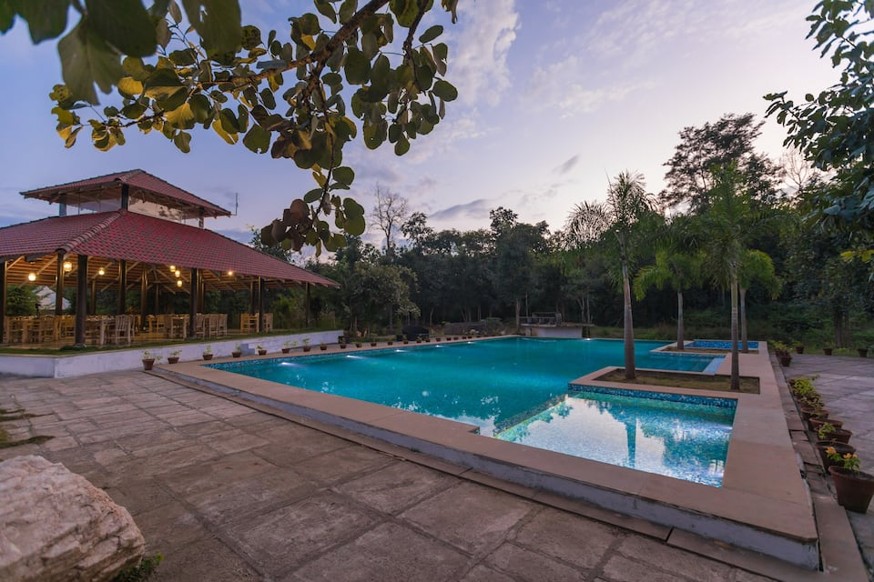 Tuli Veer Bagh Resort and Spa, Deolapar, Tuli Veer Bagh Resort and Spa