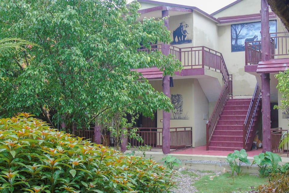 Corbett Machaan Resort, Teda, Corbett Machaan Resort