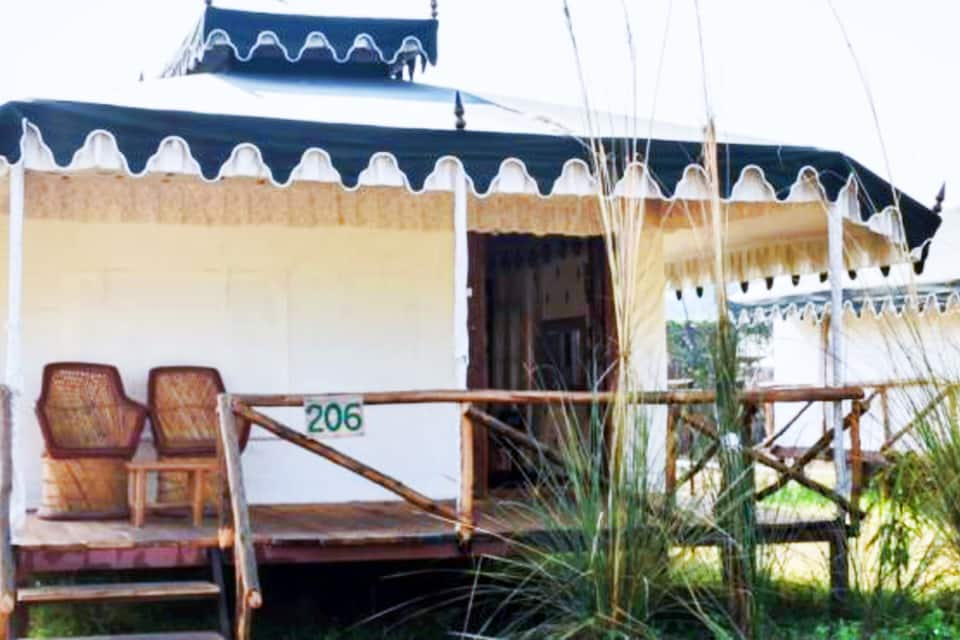 Sultan Bagh Jungle Camp Ranthambore - A 1589 Resort, Near Ranthambore National Park, Sultan Bagh Jungle Camp Ranthambore - A 1589 Resort