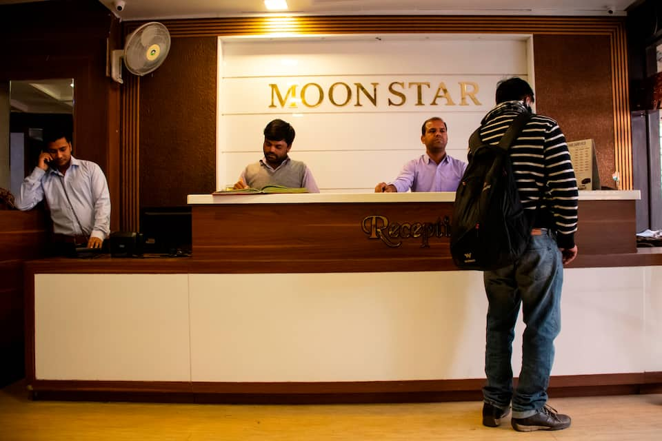 Hotel Moon Star, Inside Delhi Gate, Hotel Moon Star