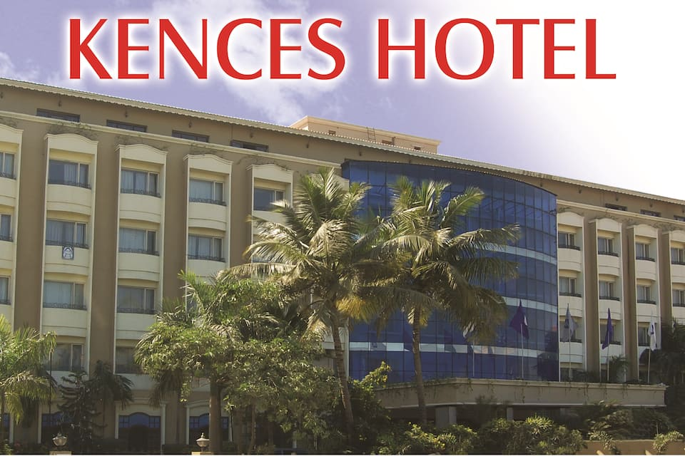 Fortune Kences Hotel, T P Area, Kences Hotel
