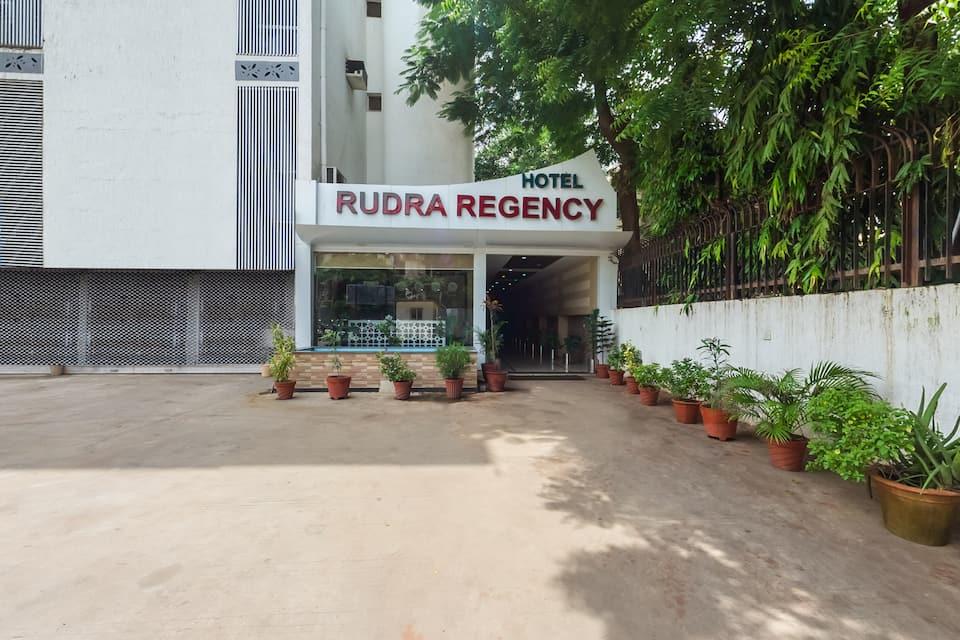 Hotel Rudra Regency, Ashram Road, Hotel Rudra Regency