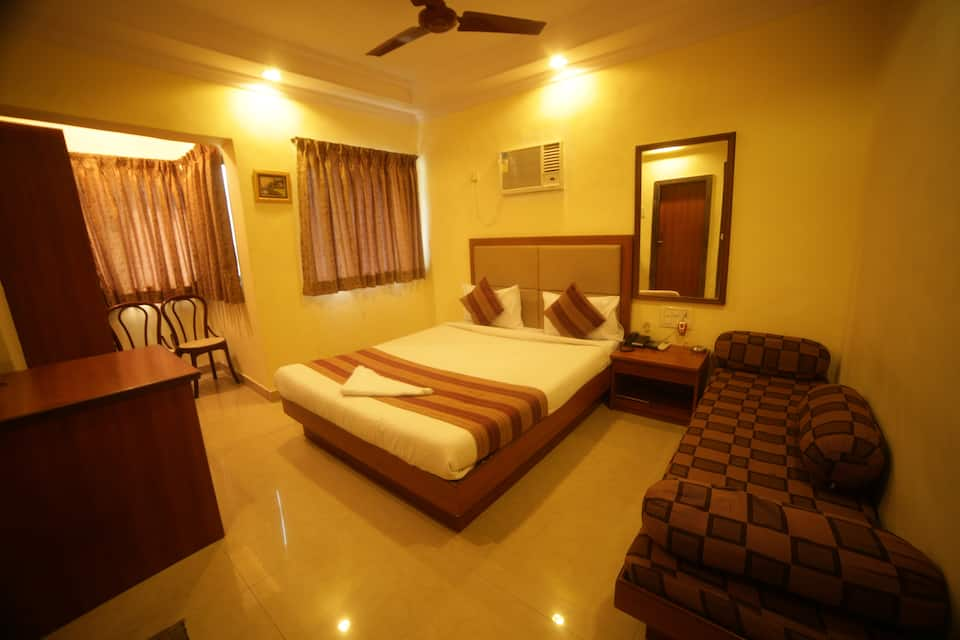 Ac Deluxe Single Room Only