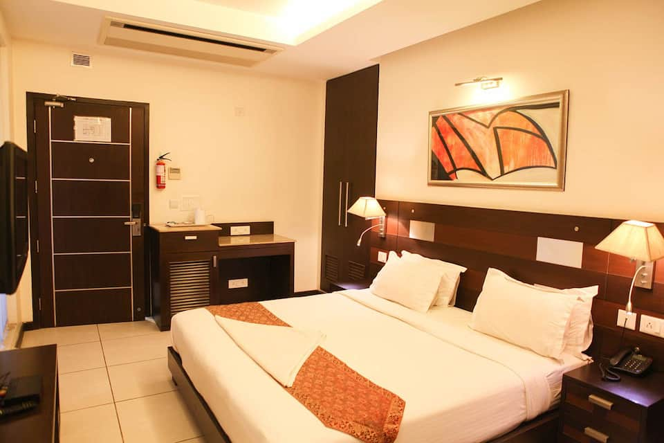 Super Deluxe A/C Room Double Room Only