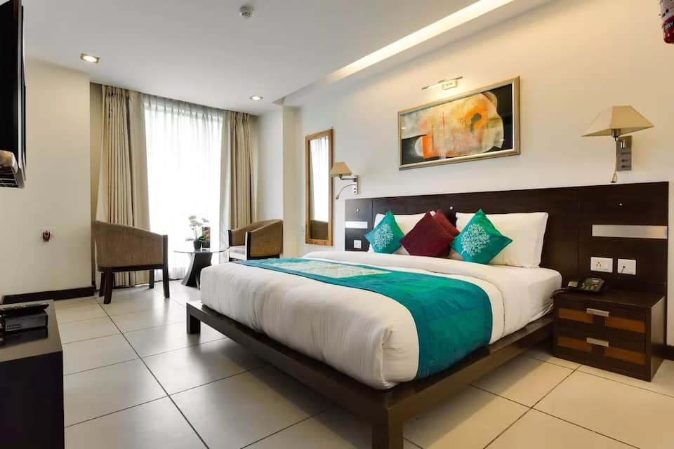 Super Deluxe A/C Suites Double Room Only