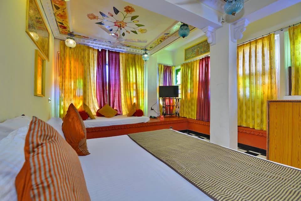 Anjani Hotel - Udaipur, Lake Pichola, Anjani Hotel - Udaipur