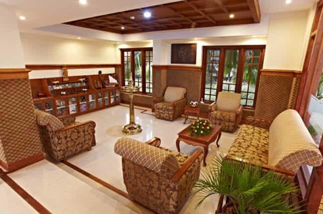 Aroor Residency, Eroor, Aroor Residency