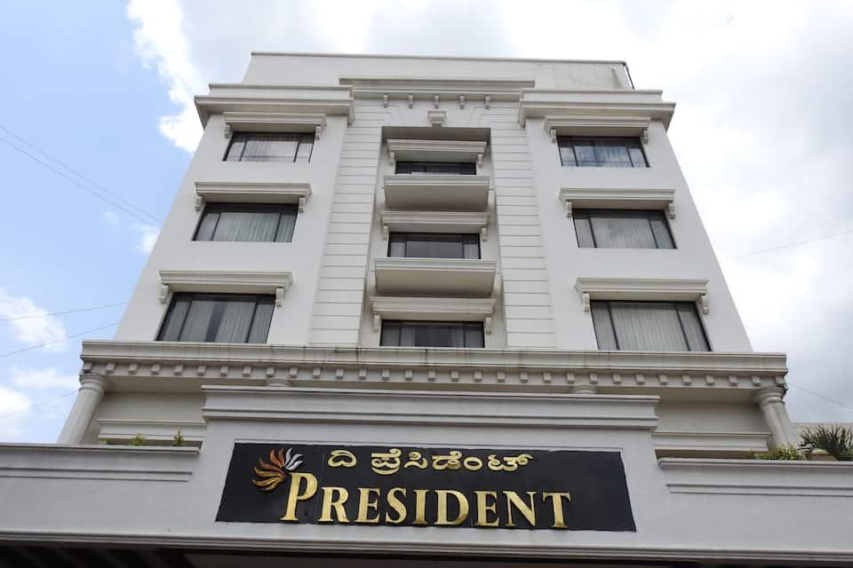 Hotel President, Ashoka Road, Hotel President