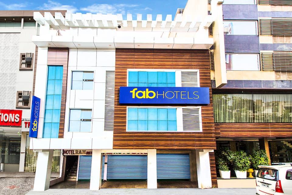 Hotel Ram Residency, MP Nagar, FabHotel Ram Residency Maharana Pratap Nagar
