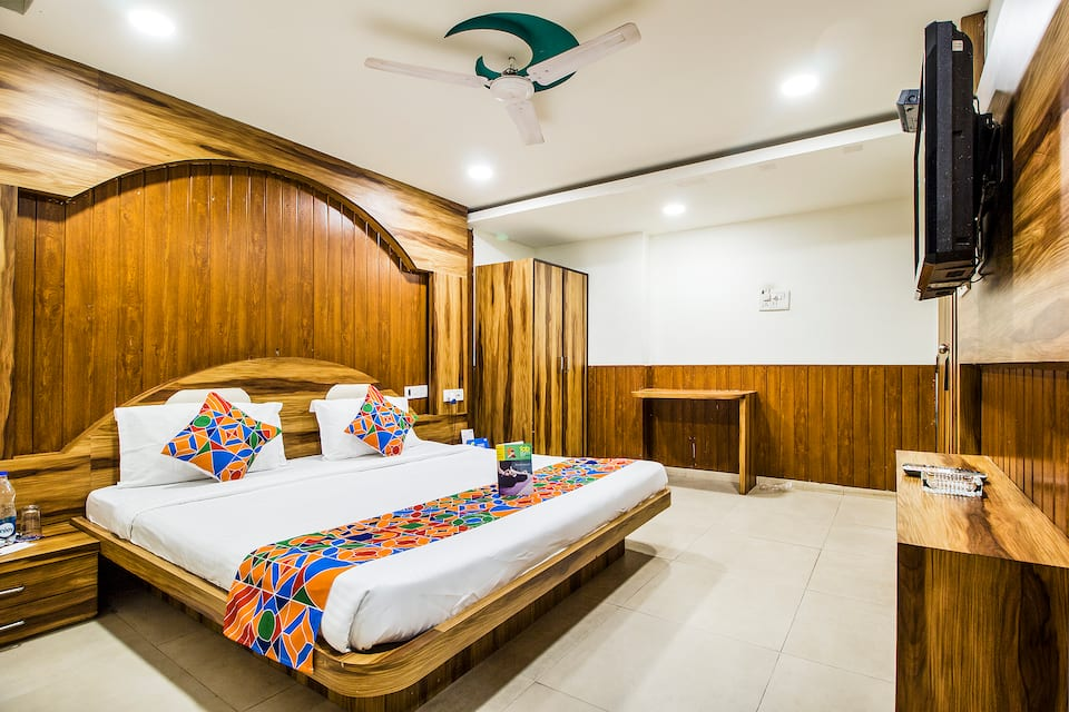 Family Double Room with Breakfast