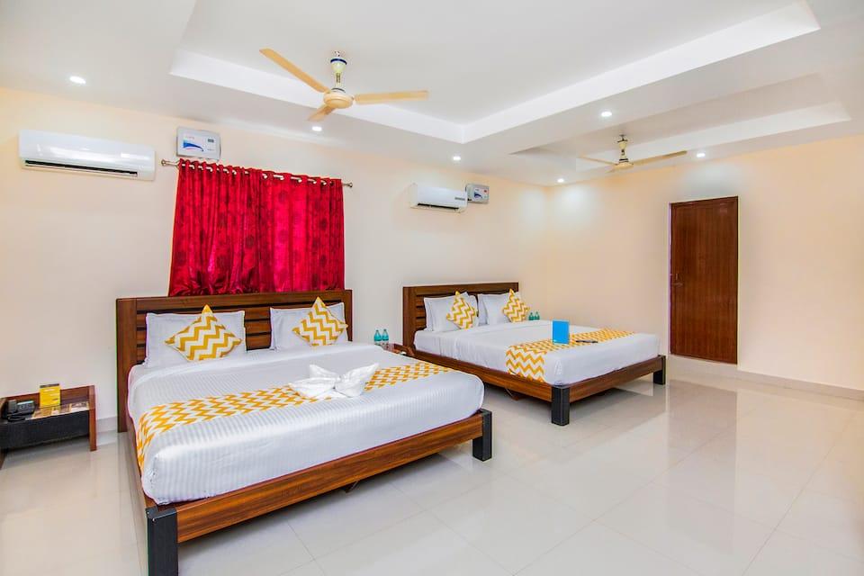 Sri Krishna Residency, Nanganallur, FabHotel Sri Krishna Residency Airport