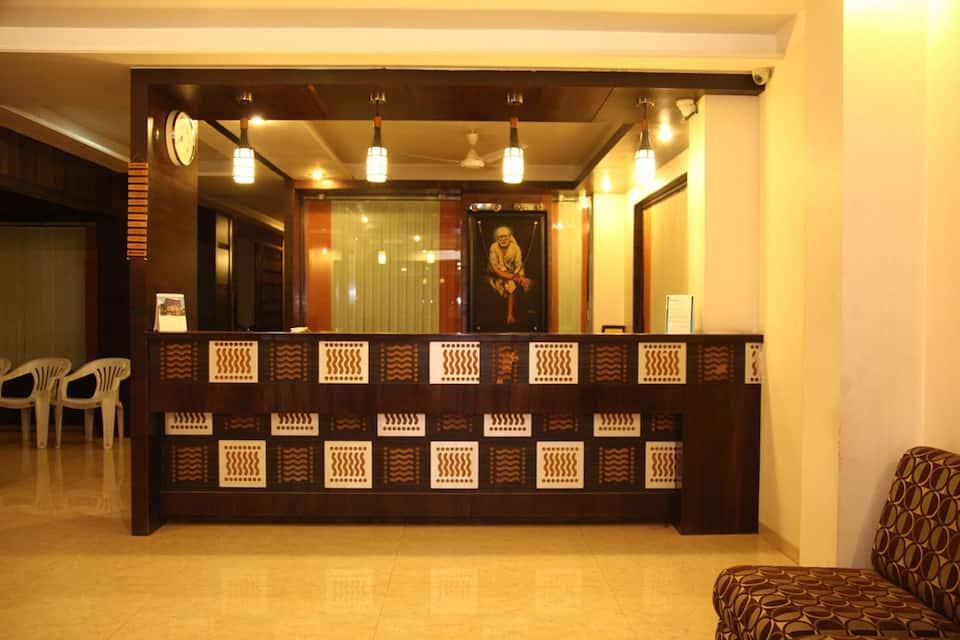 Hotel Sai Ramanand, Nagar Manmad Road, Hotel Sai Ramanand